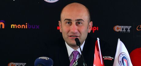 """Beşiktaşlı yönetici Yücel: """"Centilmence bir derbi olsun"""""""