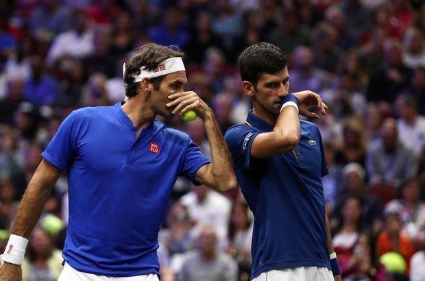 Roger Federer - Novak Djokovic