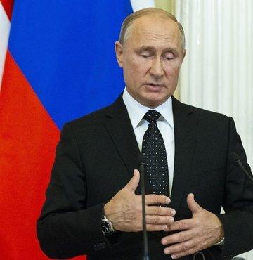 İran'daki saldırı sonrası Putin'den mesaj!