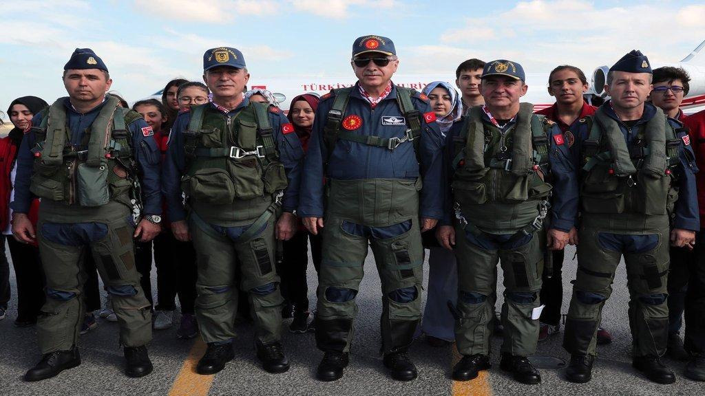 Cumhurbaşkanı Erdoğan: Tehdit edildiğimiz anlar oldu!