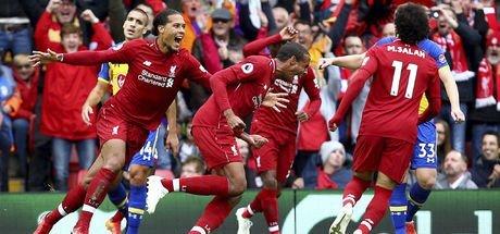 Liverpool durdurulamıyor!