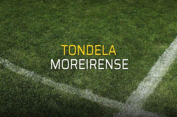 Tondela - Moreirense maç önü