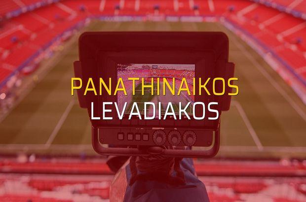Panathinaikos - Levadiakos maçı heyecanı