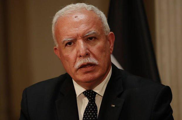 Filistin ABD  Riyad el-Malik