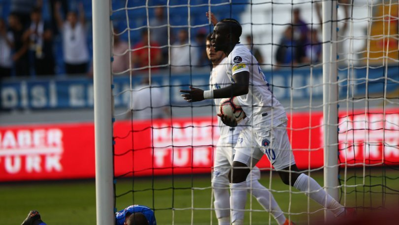 Mbaye Diagne Alanyaspor'u da boş geçmedi 13