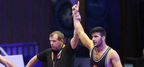 Arif Özen, Dünya şampiyonu oldu