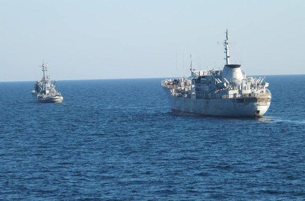 Ukrayna savaş gemileri Rus kara sularında!