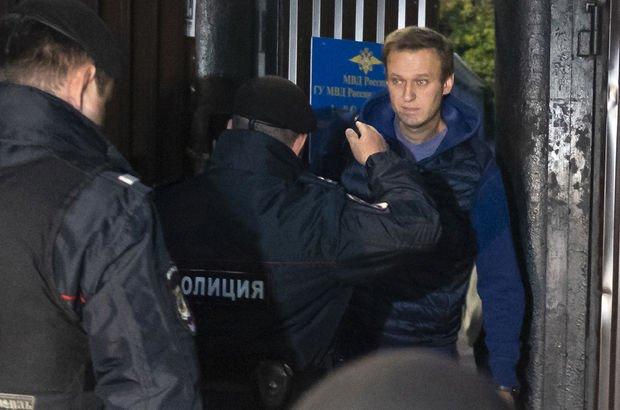 Hapisten çıkar çıkmaz yeniden gözaltına alındı!