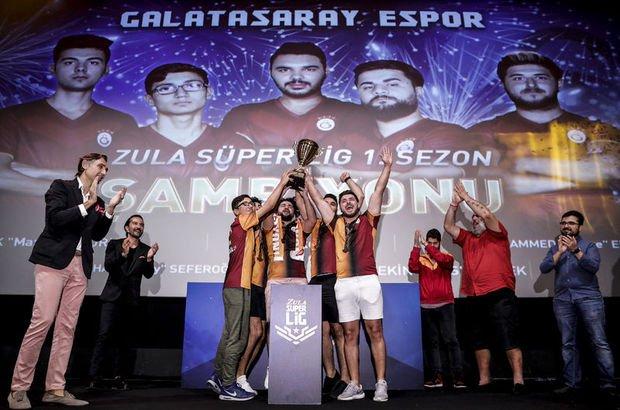 Galatasaray Fenerbahçe Espor Zula