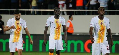 Galatasaray'ın deplasman kabusu sürüyor!