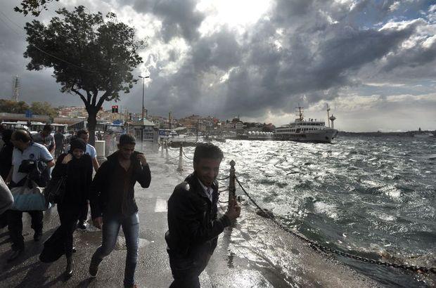 istanbul yağış