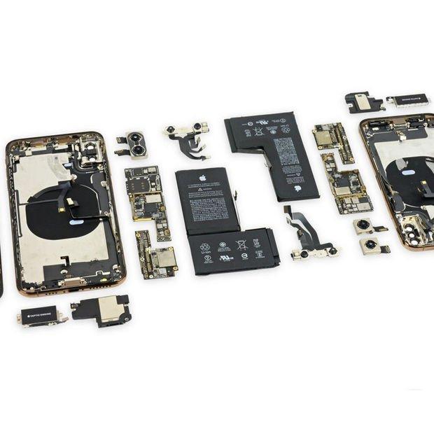 Yeni iPhone'ları parçaladılar!