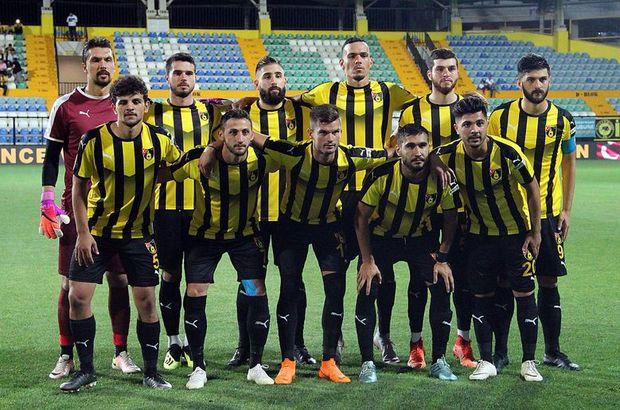 İstanbulspor Ecmel Faik Sarıalioğlu