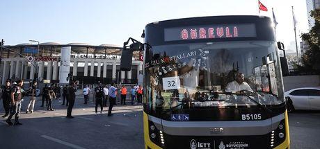 Beşiktaş taraftarları, Ülker Stadı'na gidiyor!