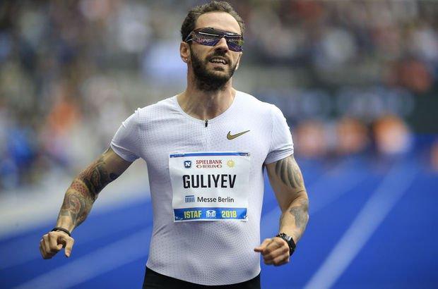 Milli atlet Ramil Guliyev