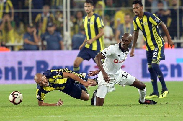 Atiba Hutchinson Beşiktaş Fenerbahçe