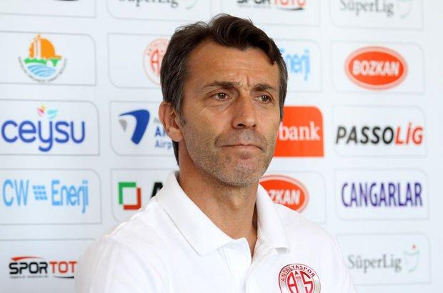 Antalyaspor Bülent Korkmaz