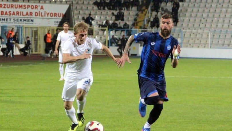 Büyükşehir Belediye Erzurumspor Ankara Demirspor Ziraat Türkiye Kupası