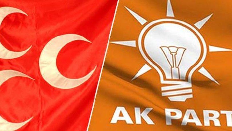 Son dakika... AK Parti-MHP ittifakının devamı için anlaşma sağlandı