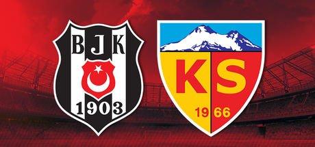 Beşiktaş - Kayserispor maçının nerede oynanacağı belli oldu!