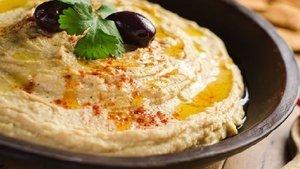 Humus tarifi ve kalorisi... Kolay humus nasıl yapılır?