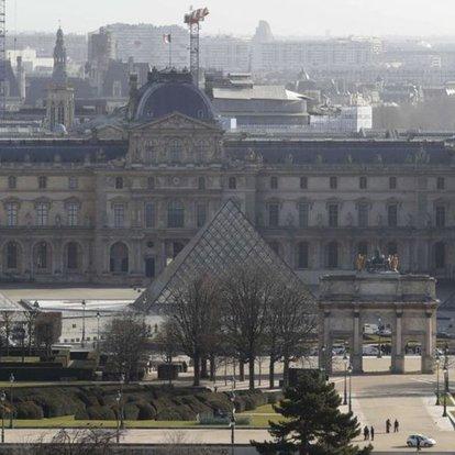 Paris Louvre Carrous