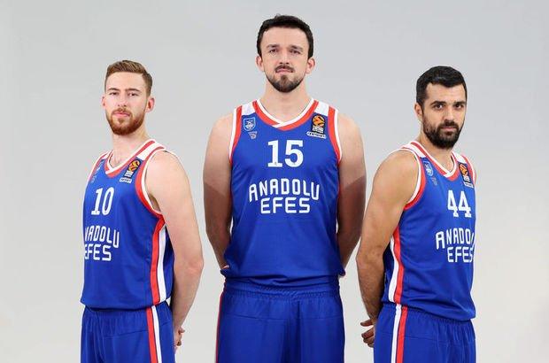 Sertaç Şanlı A Milli Takım Anadolu Efes Fenerbahçe