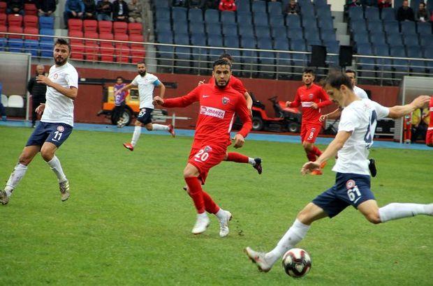 Zonguldak Kömürspor Bayrampaşa  Ziraat Türkiye Kupası