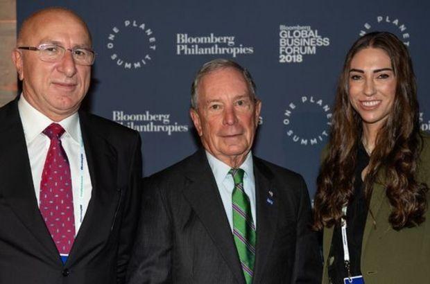 Bloomberg Küresel İş Forumu politika ve iş dünyasını buluşturdu