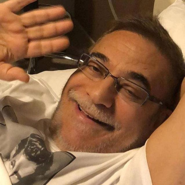 Mehmet Ali Erbil'in fotoğrafı hayranlarını korkuttu! Mehmet Ali Erbil kimdir? - Magazin haberleri