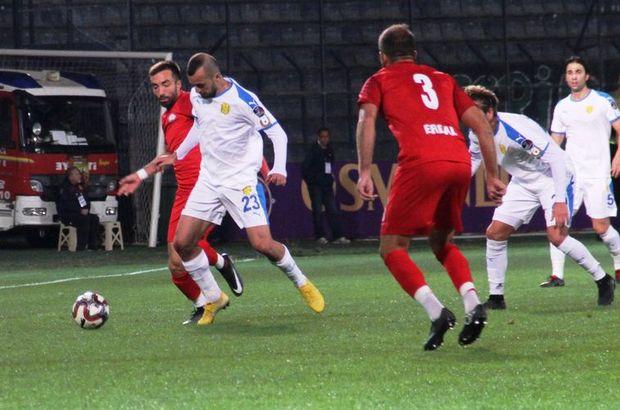 MKE Ankaragücü Serik Belediyespor Ziraat Türkiye Kupası