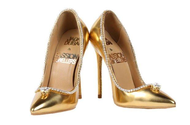 En pahalı ayakkabı