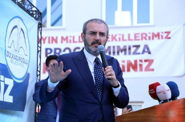 AK Partili Ünal'dan ittifak açıklaması
