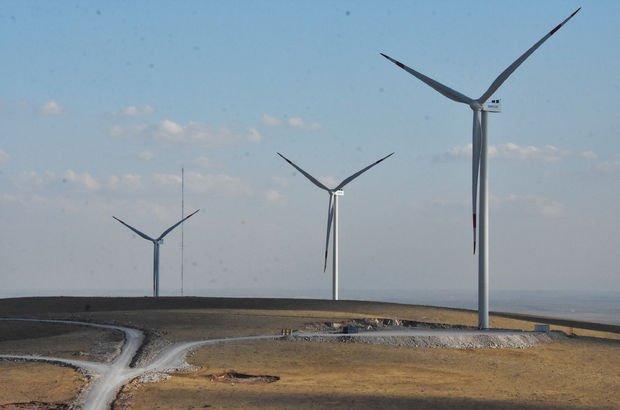 rüzgardan elektrik üretimi