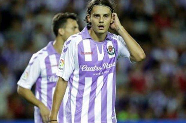 Real Valladolid Levante Enes Ünal