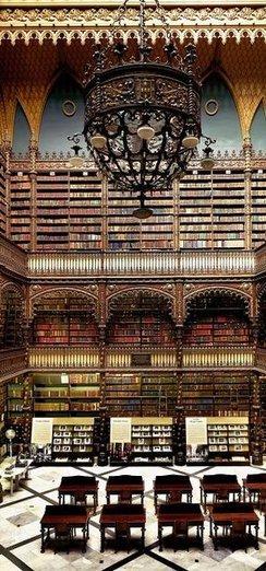 Dünyanın dört bir yanından en özel kütüphaneler