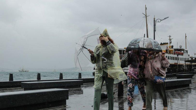 Son dakika hava durumu: Meteoroloji'den o iller için kritik uyarı! (28 Eylül hava durumu)
