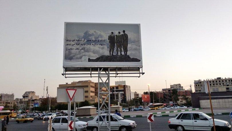 iran israil poster