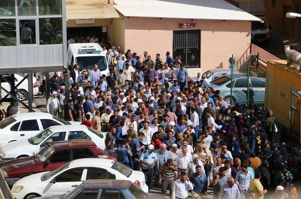 Haberi alan yüzlerce kişi oraya koştu!