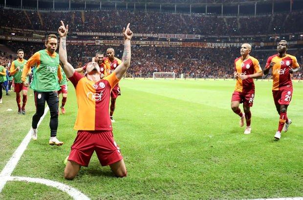 Galatasaray - BŞB Erzurumspor