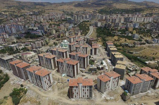 Modern kent Şırnak