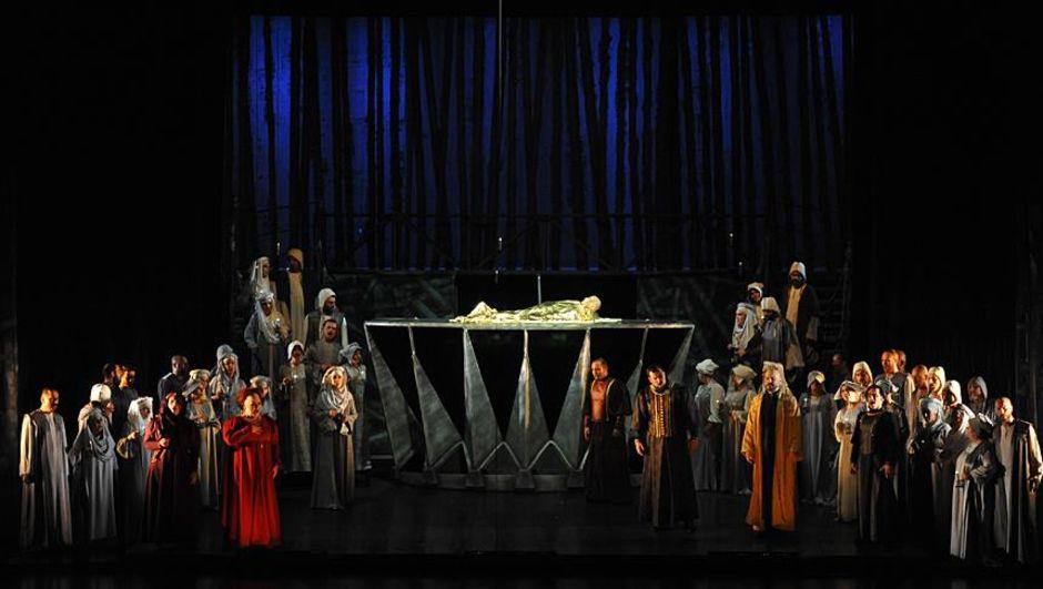 İstanbul Devlet Opera ve Balesi açılış konseri ile sezona başladı