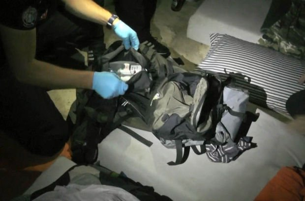 Büyükada'ya gece yarısı uyuşturucu operasyonu: 4 gözaltı