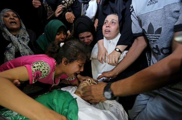 Batı Şeria'da katliam