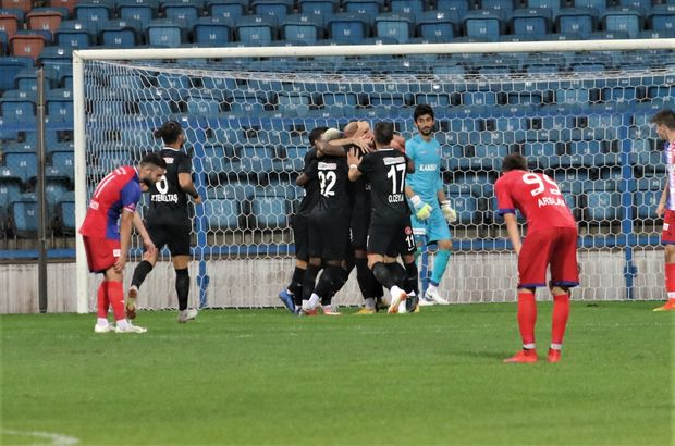 Kardemir Karabükspor: 0 - Ümraniyespor: 1