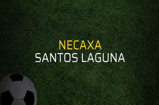 Necaxa - Santos Laguna maçı rakamları