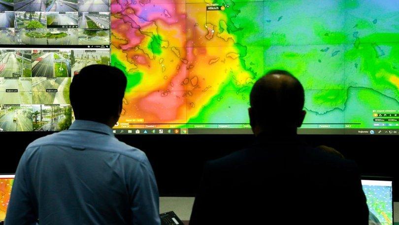 Son dakika: Tropik fırtına kırbaç fırtınasında son durum ne? Meteoroloji'den yeni açıklama