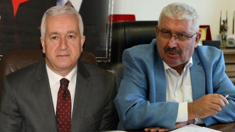 Son dakika: MHP'de ittifak için Yalçın ve Durmaz görevlendirildi