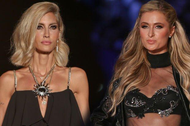 Paris Hilton - Çağla Şıkel