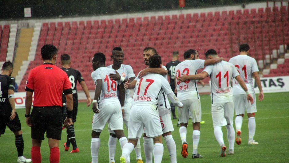 Balıkesirspor, Altay'ı 2 golle geçti
